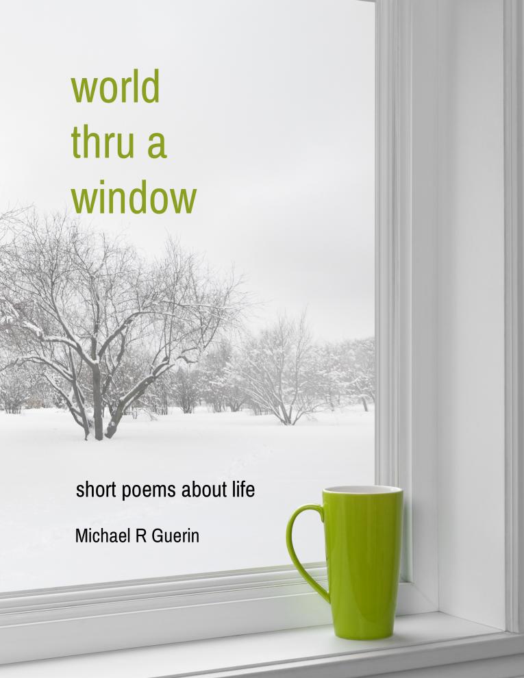 world thru a window