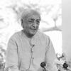 On Living Peacefully with Intelligence – J. Krishnamurti